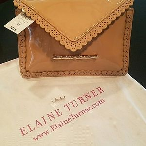 Elaine Turner clutch